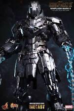 Hot Toys Whiplash Mark 2 II DieCast MMS237 Mickey Rourke Iron Man 1/6 New/Sealed