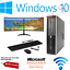 FAST-DELL-DUAL-SCREEN-PC-COMPUTER-DESKTOP-TOWER-WINDOWS-10-8GB-RAM-1000GB-HDD thumbnail 2