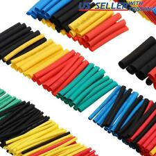 328pcs Multicolor Heat Shrink Tubing Electrical Wire Insulation Cable Sleeve Kit