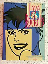 Love and Rockets 1st Edition June 1987 Titan Books TPB Jaime Hernandez NM- 9.2