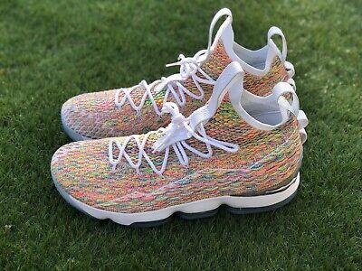 Nike LeBron XV 15 Cereal Fruity Pebbles