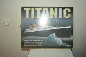 JEU-DE-SOCIETE-TITANIC-LE-JEU-UNIVERSAL-GAME-VINTAGE-1998