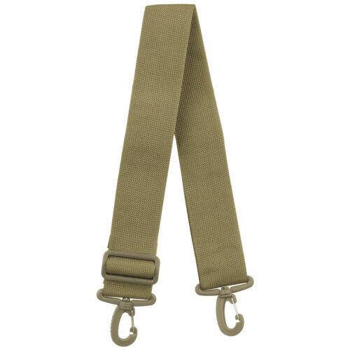 """Maxpedition 2/"""" Nylon Shoulder Strap 360° Rotating Military Duraflex Clips Khaki"""