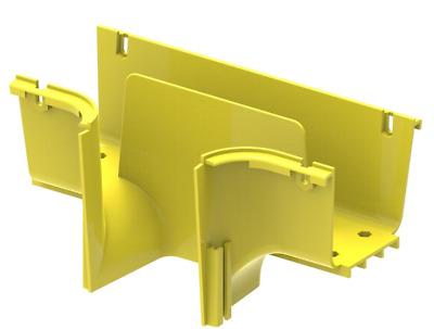 TE 4x4 Standard Downspout FGS-MDSP-A