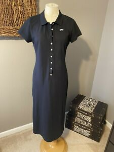 Details about Talbots Black Short Sleeve Stretch Cotton Maxi Dress Small Petite S P 2 4 6