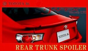 Toyota-OEM-rear-trunk-spoiler-wing-spoiler-86-GT86-ZN6-GT-Limited