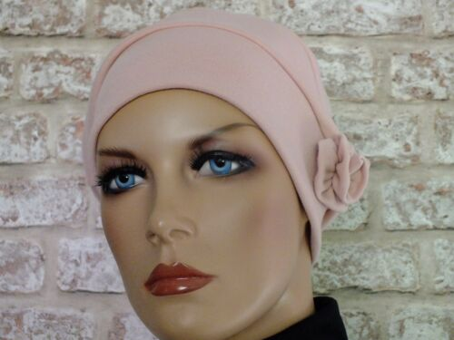 Jersey Hat Headwear for Cancer Leukemia Hair Loss Reverserable 2 in 1 Chemo