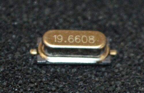 L3314 25 X 19.6608 Mhz Cristal Smt nc49s