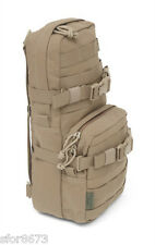 c4956d3058b ELITE OPS CARGO PACK MOLLE HYDRATION CARRIER WARRIOR ASSAULT SYSTEMS 8L  CAPACITY
