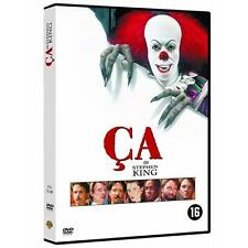 "DVD ""CA"" -Stephen KING -Dennis CHRISTOPHER -Tommy Lee WALLACE neuf sous blister"