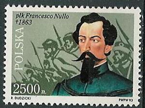 Poland stamps MNH (Mi. 3448) Francesco Nullo - Bystra Slaska, Polska - Poland stamps MNH (Mi. 3448) Francesco Nullo - Bystra Slaska, Polska