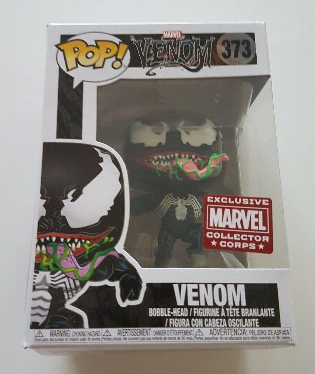 Diverdeimentoko Pop  Marvel 373 Venom che saltano Marvel Collector Corps esclusivo  economico