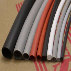 Silicone Rubber Heat Shrink Tubing 0 8 40mm Heatshrink