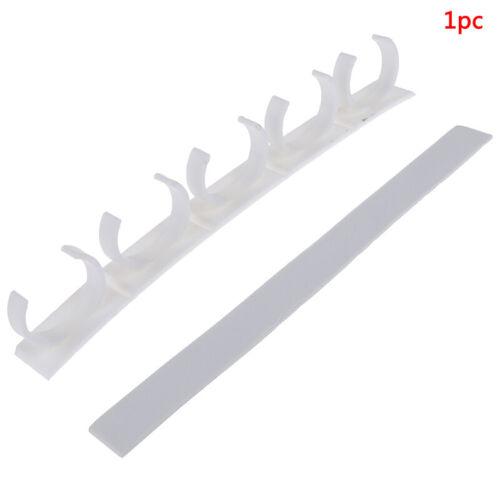 1//2//3Pc Cabinet Clip Home Kitchen Organizer Stick Spice Rack Storage Gripper BHO