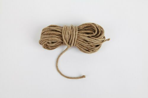 Upholstery Twine Laid cord  Flax Twine 20 Meters Upholstery Supplies