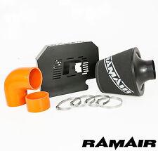 Ramair Air Filter Intake Kit, ECU Bracket & Orange Hoses - Ford Focus ST 225 mk2