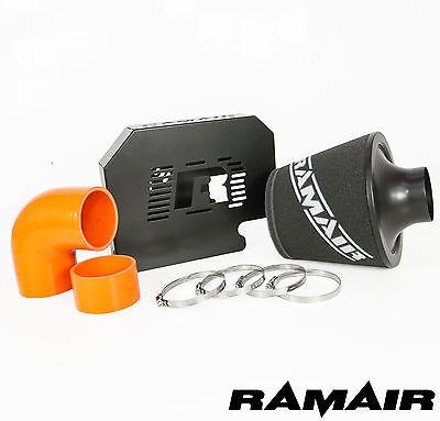 RAMAIR Ford Focus ST225 MK2 NOIR induction Filtre à air admission Kit RS écu