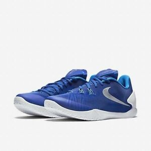 Image is loading NEW-Men-Nike-Game-Royal-Blue-Hero-Metallic-