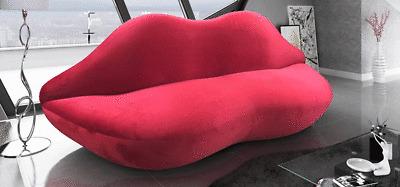 Clearance Marilyn Lips 2 Seater Sofa