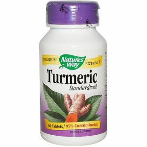 Details about Turmeric Pills Natural Supplement Capsules Pure Caps 95%  Tumeric Extract Tablets