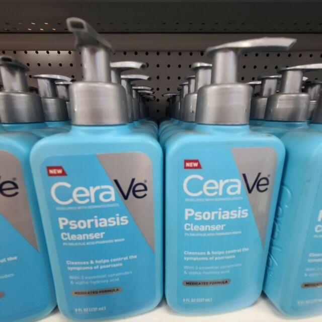 cerave psoriasis cleanser price