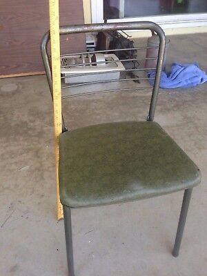 Vintage Mid Century Moderism Cosco Folding Chair Ebay