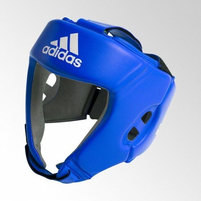 Adidas Aiba Boxing Headguard DBV, Kopfschützer, Boxen, Kickboxen, Muay Thai