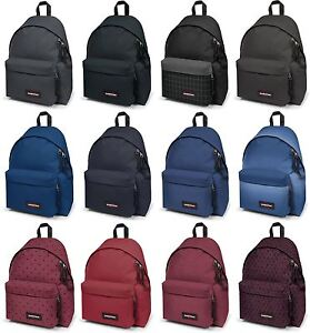 b5e788a9dec3 Eastpak Padded Pak R Backpack Rucksack Bag - Black