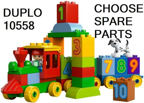 DUPLO 10558 Number Train Learn To Count MAX P/&P £2.99 CHOOSE SPARES PARTS