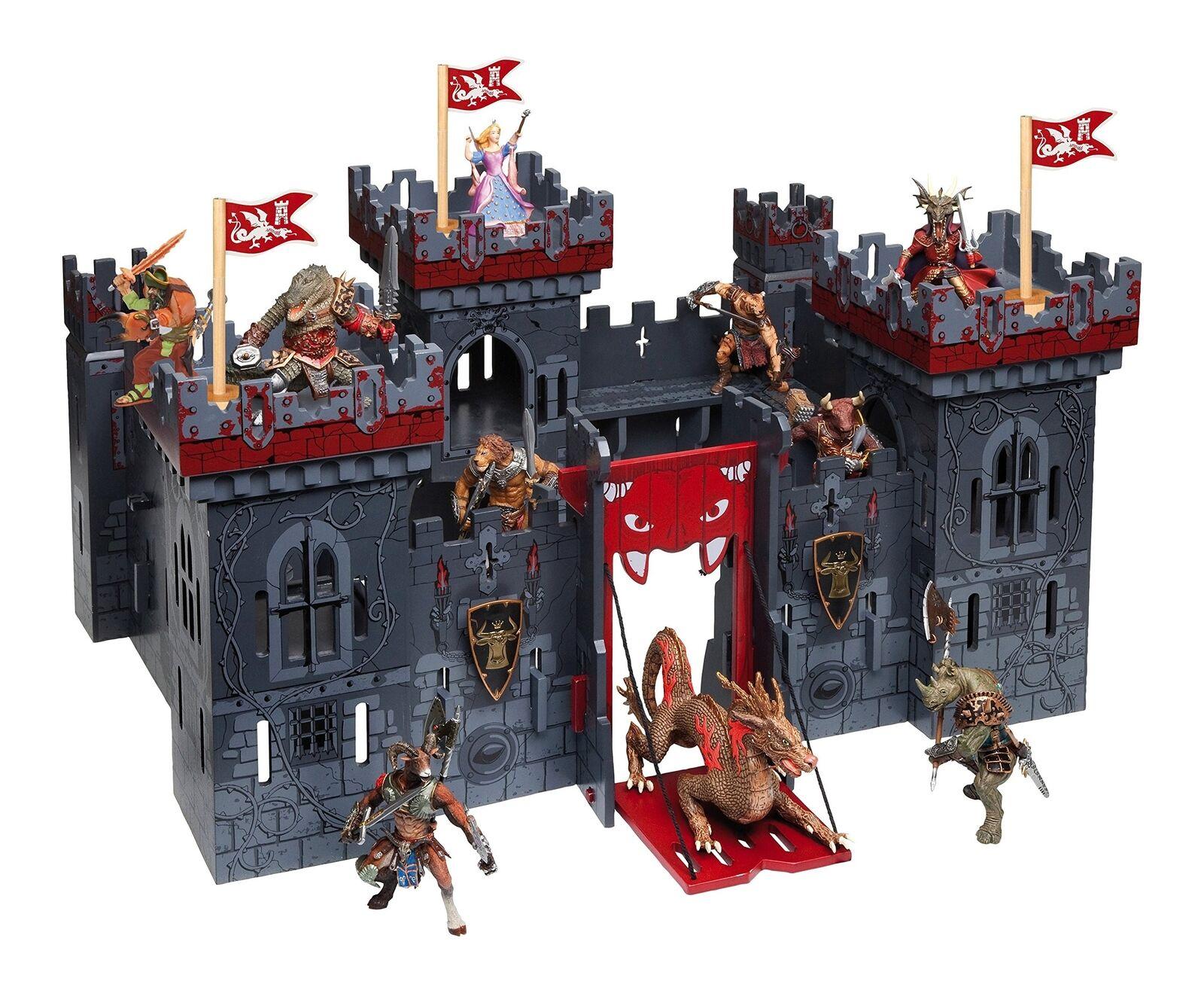 Papo 60052 Mutant Castle Playset The Mutants' castle