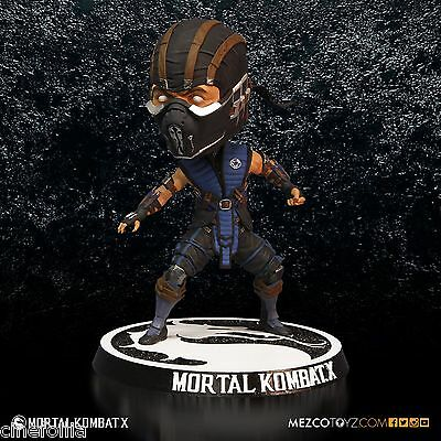 Mortal Kombat X figurine Sub-Zero Ice Variant Previews Exclusive 15 cm