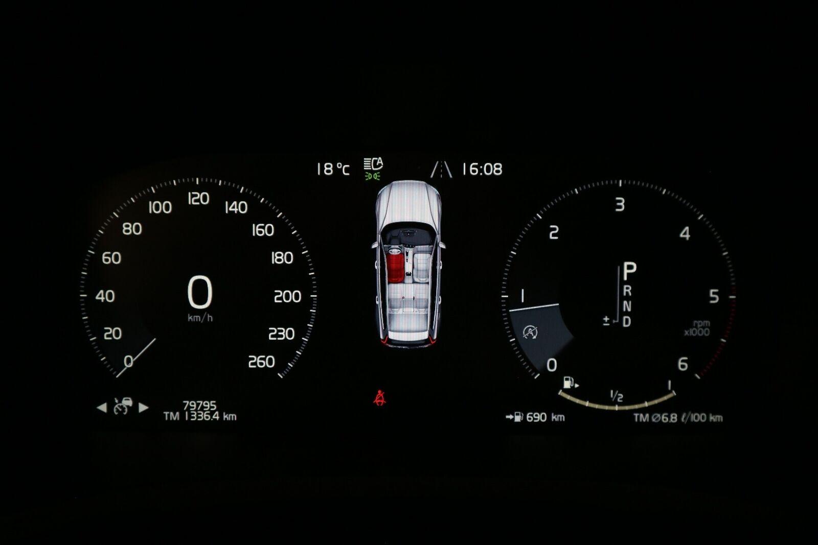 Volvo V60 2,0 D4 190 Inscription aut. - billede 6