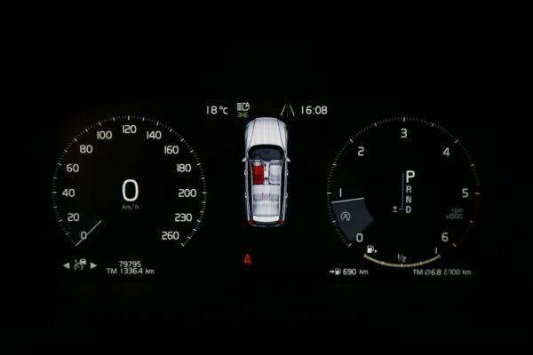 Volvo V60 2,0 D4 190 Inscription aut. billede 6