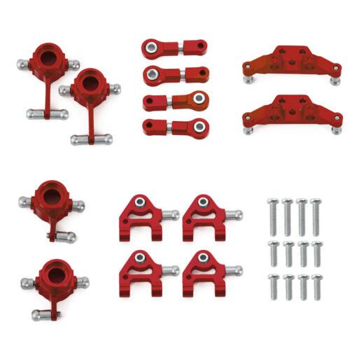 Metal Full Set Upgrade Part For 1//28 Wltoys P929 P939 K979 K989 K999 k969 RC Car