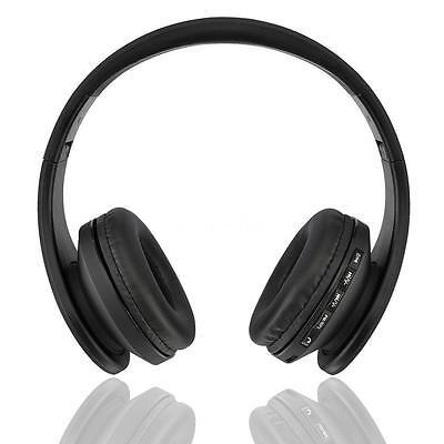 цифровой 4в1 беспроводной Наушники стерео Bluetooth Hands-free FM Радио TF 43AL