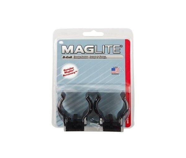 Maglite Car Wall Mount ASXD026 for D-Cell stablampen - montageklammern