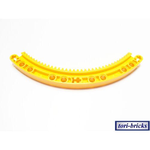 Zahnstange 11x11 aus 42055 gelb »NEU« # 24121 Lego Technik Zahnkranz