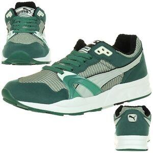 Puma-Trinomic-XT1-Plus-Chaussures-baskets-355867-16-Vert