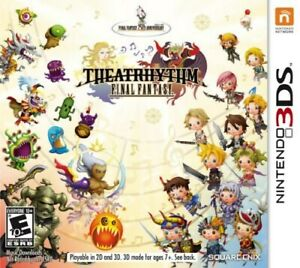NINTENDO-3DS-DS-GAME-THEATRHYTHM-FINAL-FANTASY-BRAND-NEW-amp-SEALED