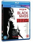 Black Mass Blu-ray 2016 Region Very Good DVD David Harbour Juliann