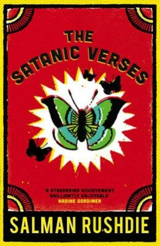 1 of 1 - The Satanic Verses   Salman Rushdie