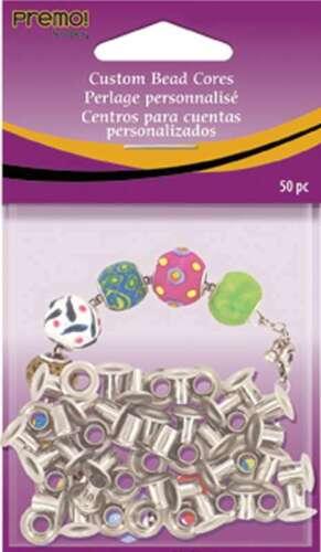 Premo Sculpey Custom Bead Cores 50//Pkg  715891167618