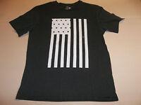 Shirt T-shirt On The Byas Pacsun Flag 6242 Men M Free Ship