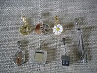 Authentic Origami Owl Dangles - - Limited Edition Free Shipping