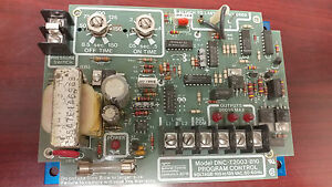 NCC DNC-T2003-B10 PC BOARD PROGRAM CONTROL *NEW (Old Surplus) IN BOX*