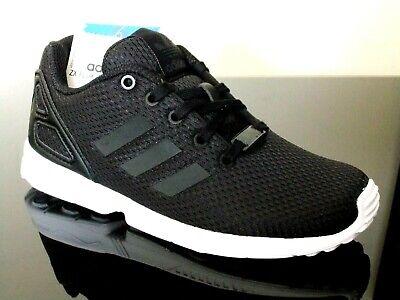 Size 11 - 11.5 Kids Adidas Zx Flux Boys Shoes Trainers Kids Bb9105 | eBay