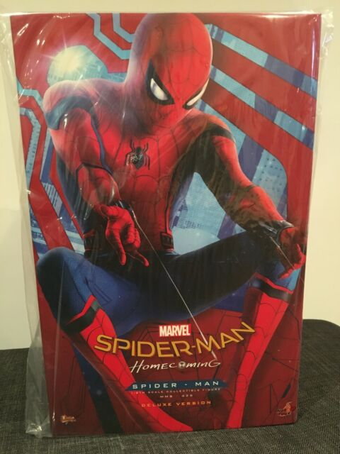 Hot Toys - MMS426 - SPIDER-MAN HOMECOMING - Exclusive MIB
