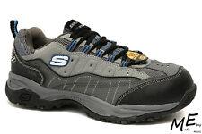 New Skechers Canyon - Hobby Steel Toe Hiking Work Men Boots Sz 7 - 76785