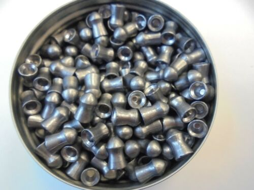 400 BSA MAX .22 5.5 mm heavy air rifle pellets x 2  tins of 200 pellets