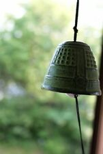 New Japanese Nanbu Tekki Cast Iron Furin Wind Bell Chime Japan